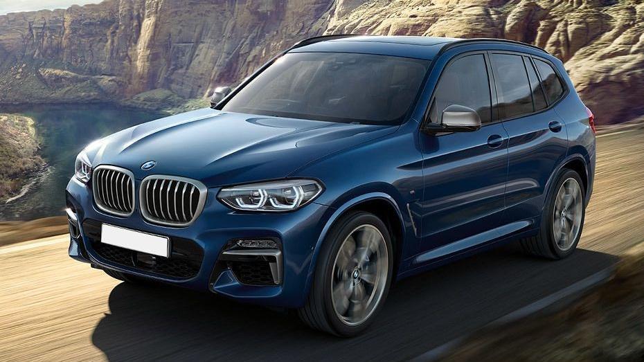 BMW X3 2019 Exterior 001