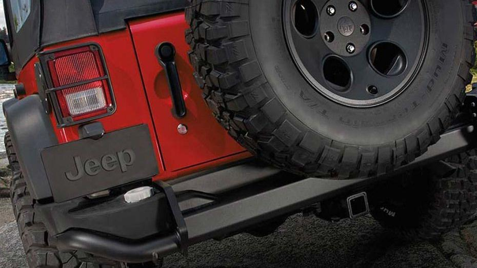 Jeep Wrangler Unlimited 2019 Exterior 006