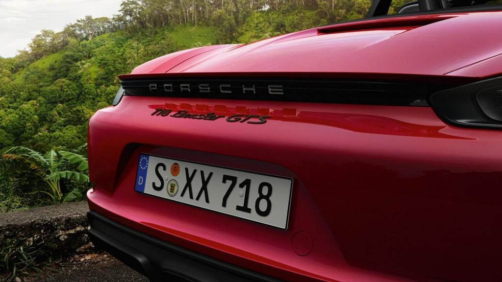 Porsche 718 2019 Exterior 036