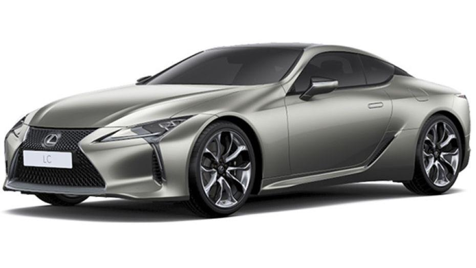 Lexus LC 2019 Others 003