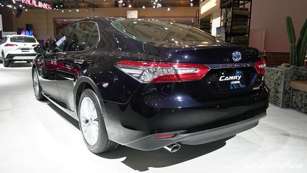 2021 Toyota Corolla Altis Exterior 004