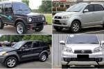 Tak Sampai Rp100 Juta, Ini Deretan SUV Jepang Keluaran 2000-an yang Mesinnya Irit