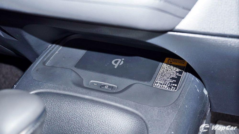 Toyota Corolla Altis 2019 Interior 064