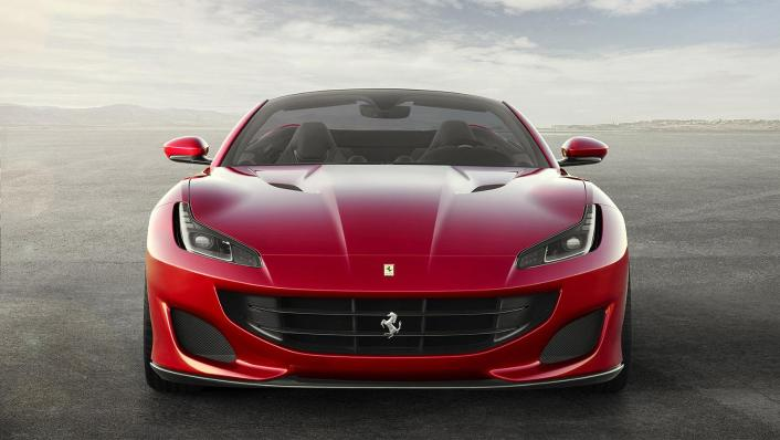 Ferrari Portofino 2019 Exterior 001