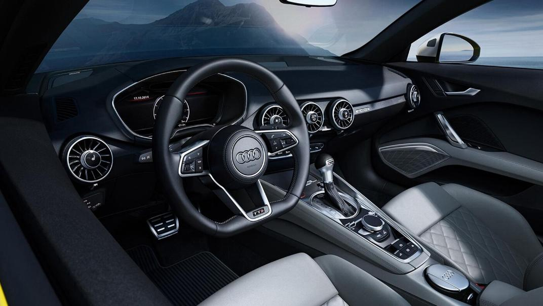 Audi TTS Coupe 2019 Interior 001