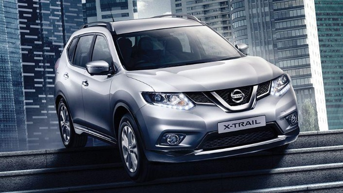 Nissan X Trail 2019 Exterior 001