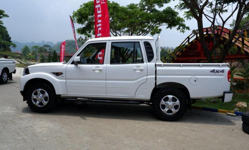 Kalah Nama, Spesifikasi Mahindra Scorpio 4x4 Bisa Ungguli Mitsubishi Triton HDX 4x4 02