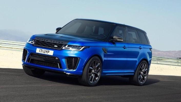 Land Rover Range Rover Sport 2019 Exterior 002