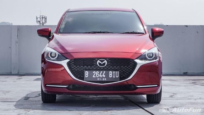 Mazda 2 GT AT Exterior 002