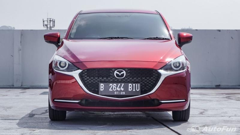 Overview Mobil: Mengetahui daftar harga terbaru dari Mazda 2 R AT 02