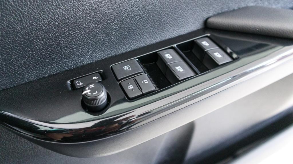Toyota Hilux 2019 Interior 027