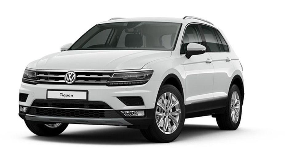 Volkswagen Tiguan 2019 Others 013