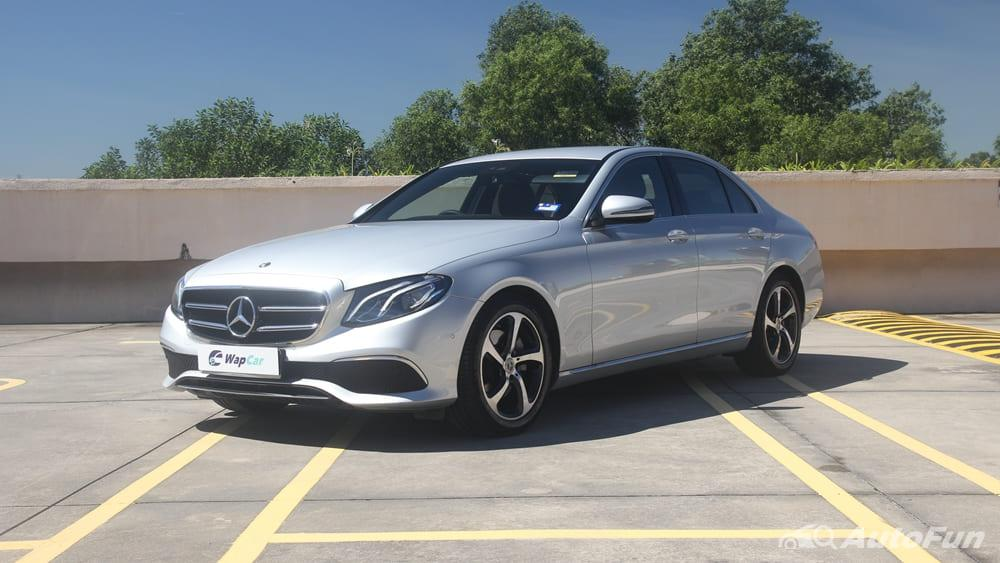 Mercedes-Benz E-Class 2019 Exterior 056