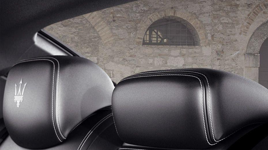 Maserati Quattroporte 2019 Interior 025