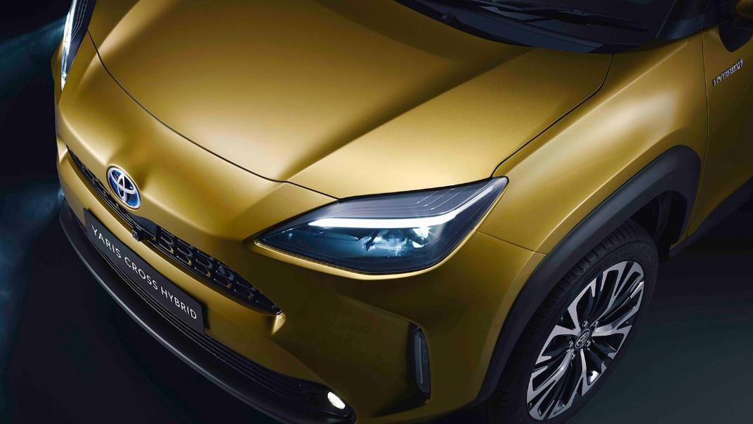 2020 Toyota Yaris Cross International Version Exterior 012