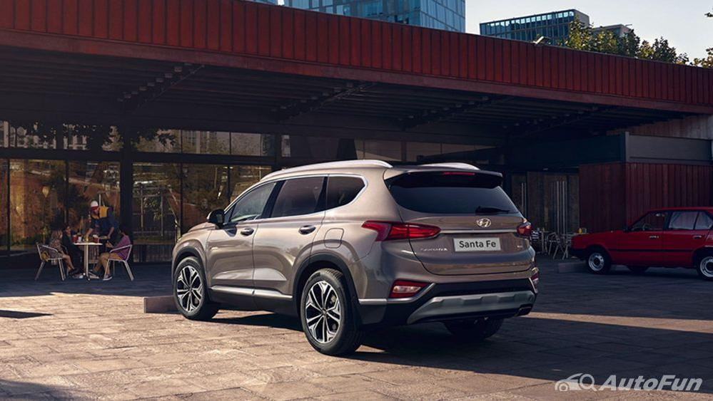 Hyundai Santa Fe 2019 Exterior 012