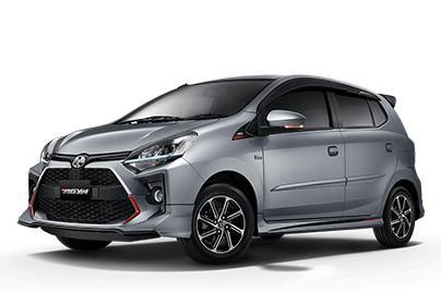 Toyota 2020 Agya 1.0L G M/T