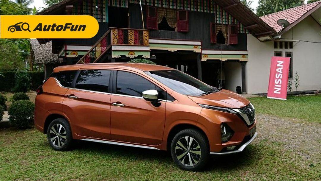 Sempat Jadi Mobil Terlaris, Ini Tipe Terbaik di Nissan Livina 2020 01