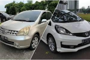 Nggak Kalah Lega dan Lincah Dari Honda Jazz GE8, Nissan Livina XR Cuma Rp70 Jutaan
