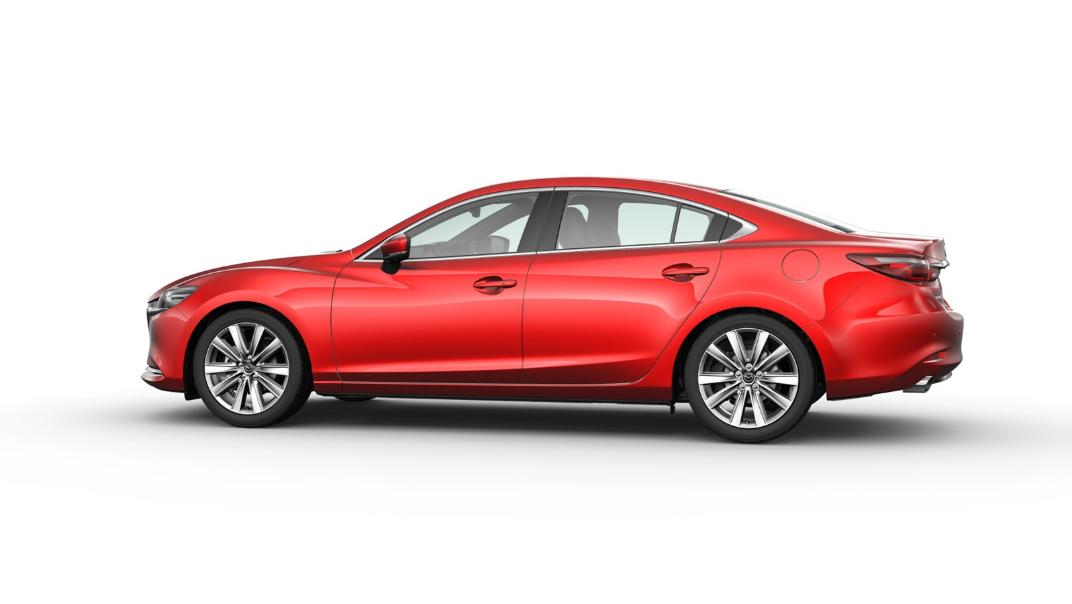 Mazda 6 Elite Sedan Exterior 016