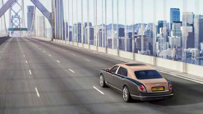 Bentley Mulsanne 2019 Exterior 008