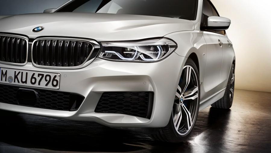 BMW 6 Series Gran Turismo 2019 Exterior 008