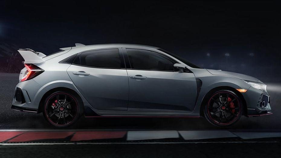 Honda Civic Type R 2019 Exterior 005