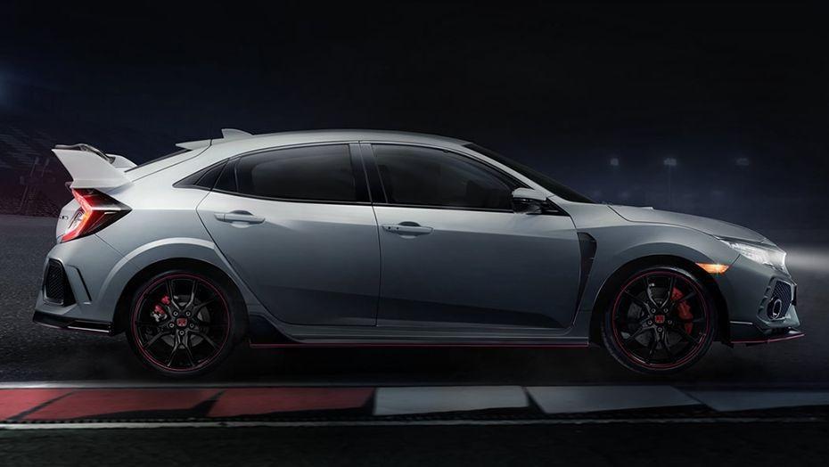 Honda Civic Type R 2019 Exterior 005