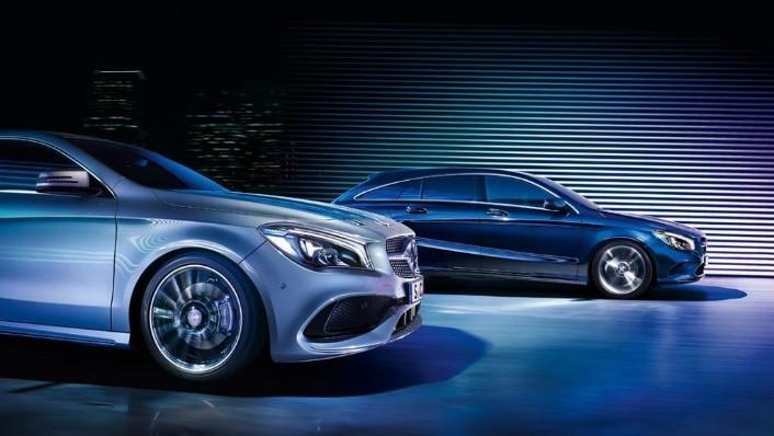 Mercedes-Benz CLA-Class 2019 Exterior 007