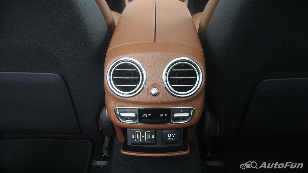 Mercedes-Benz E-Class 2019 Interior 091