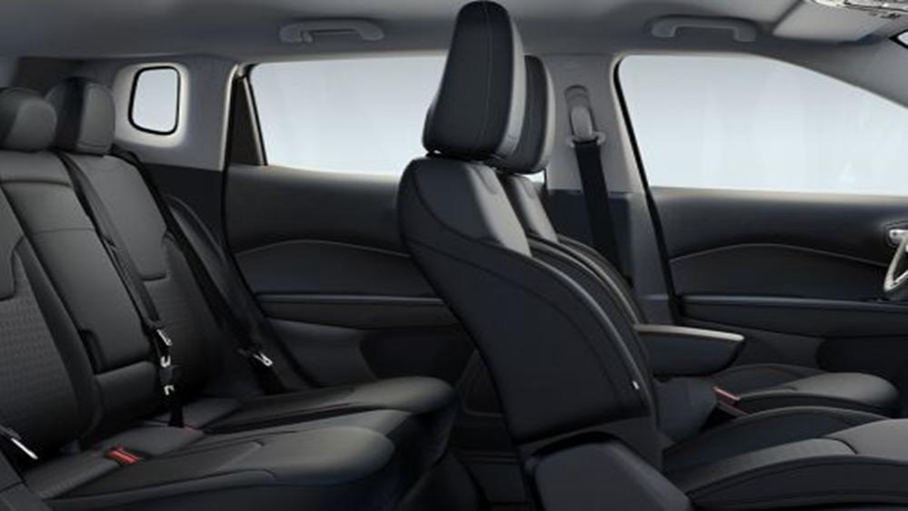 Jeep Compass 2019 Interior 010