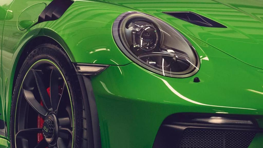 Porsche 911 2019 Exterior 016