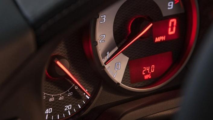 Toyota 86 2019 Interior 007