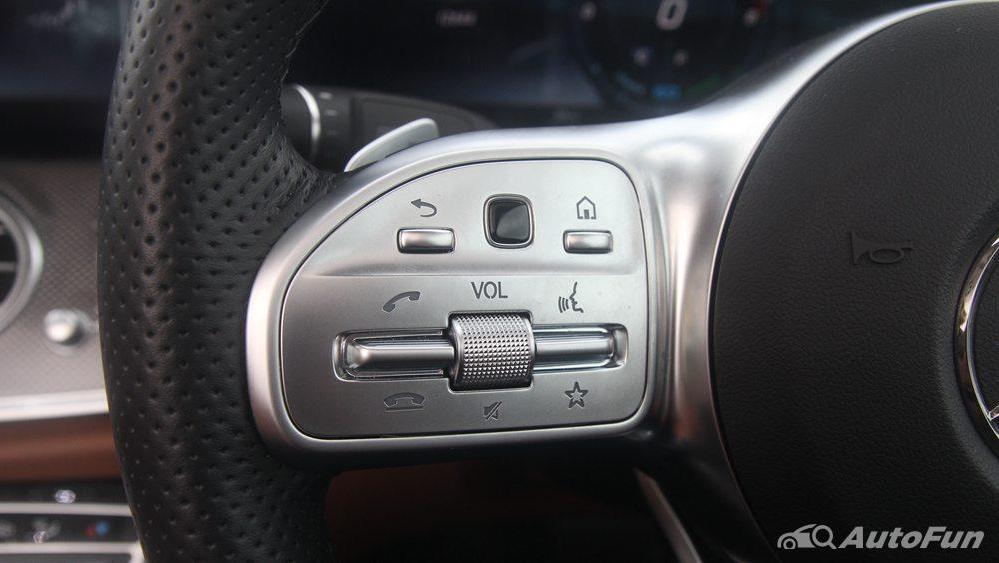Mercedes-Benz E-Class 2019 Interior 073