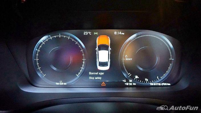 Volvo S60 2019 Interior 007