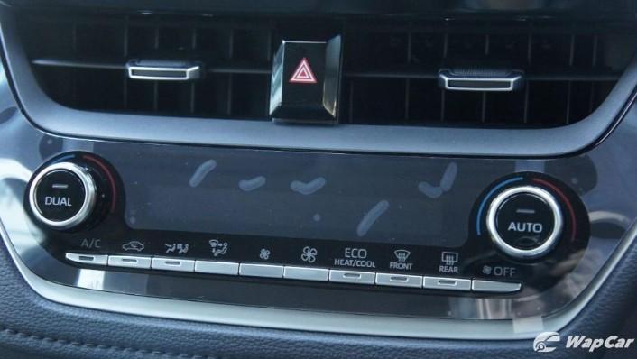 Toyota Corolla Altis 2019 Interior 010