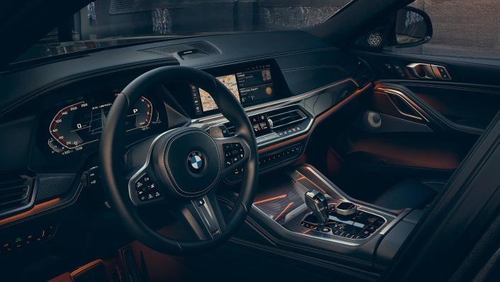BMW X6 2019 Interior 002