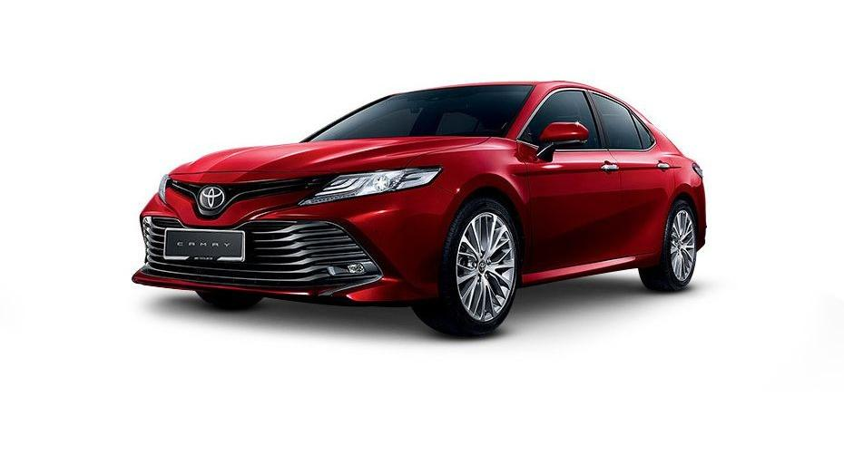 Toyota Camry 2019 Others 018
