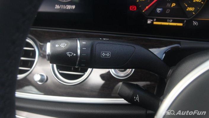 Mercedes-Benz E-Class 2019 Interior 010