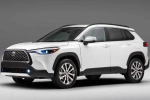 Bikin Iri, Toyota Corolla Cross untuk Pasar AS Sudah Pakai Fitur TSS di Semua Varian