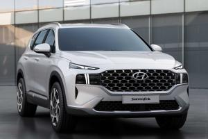 Deretan Keunggulan Hyundai Santa Fe 2021, Kekuatan Mesin Dieselnya Langkahi Pajero Sport