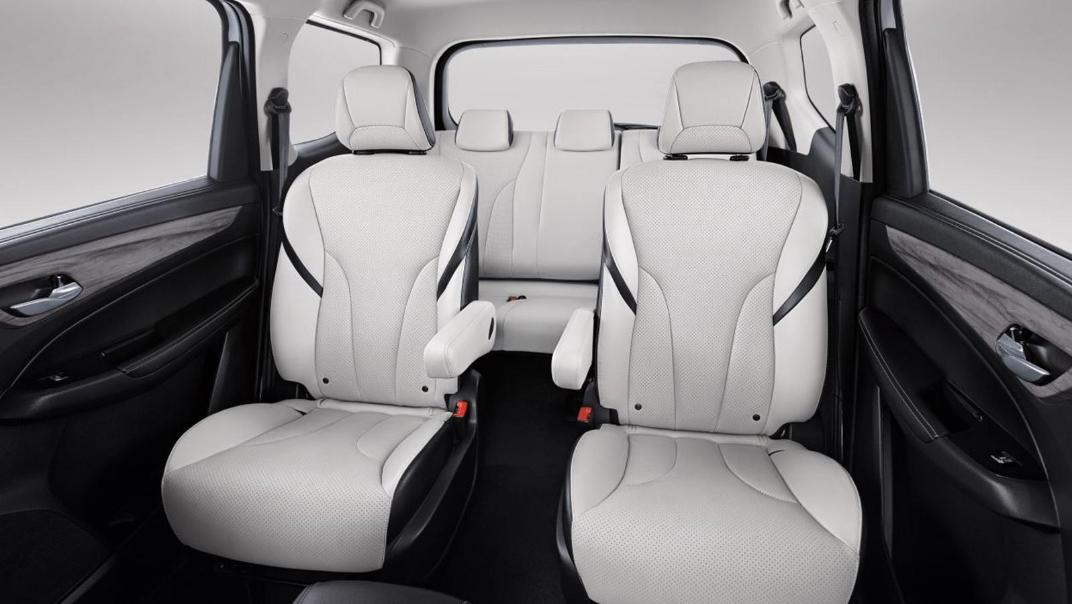 Wuling Cortez 1.5 CT Interior 008