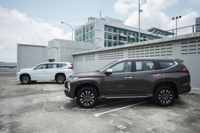 Penjualan Mitsubishi Pajero Sport di Indonesia, Terbanyak di Dunia! 02