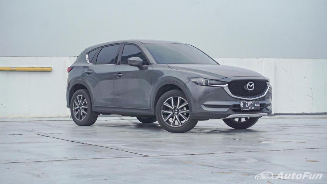 Mazda CX 5 Elite Exterior 003