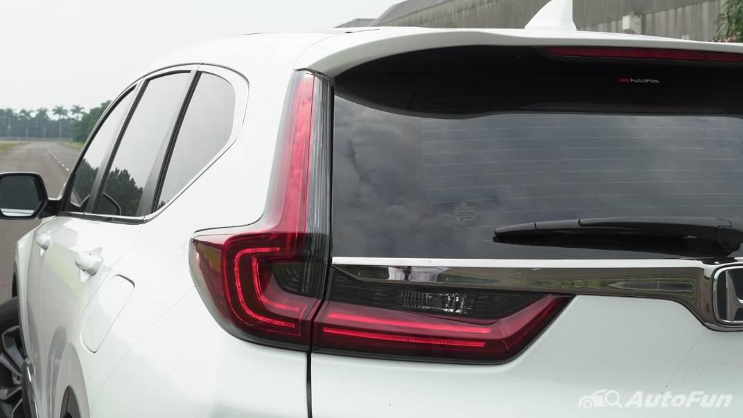 2021 Honda CR-V 1.5L Turbo Prestige Exterior 011