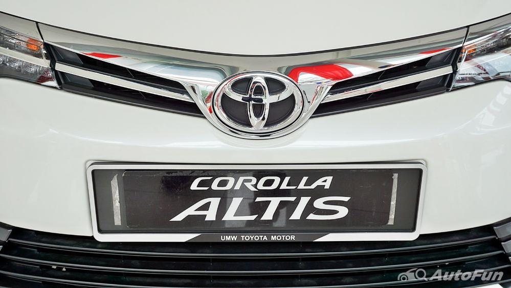 Toyota Corolla Altis 2019 Exterior 060