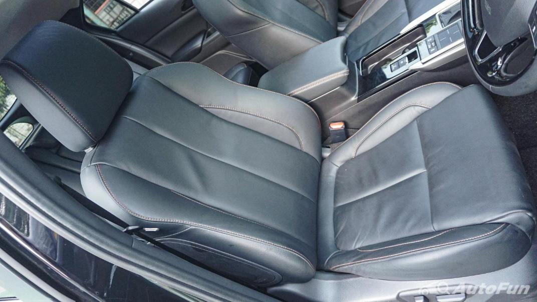 Mitsubishi Eclipse Cross 1.5L Interior 051