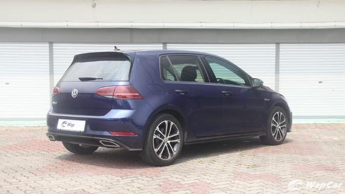 Volkswagen Golf 2019 Exterior 005