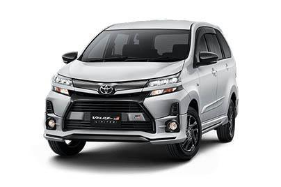 2021 Toyota Veloz 1.5 M/T GR Limited