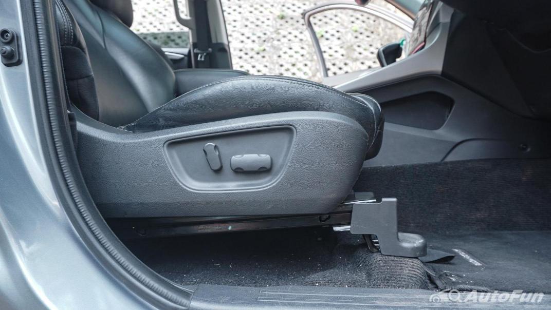 Mitsubishi Pajero Sport Dakar 4x4 AT Interior 080